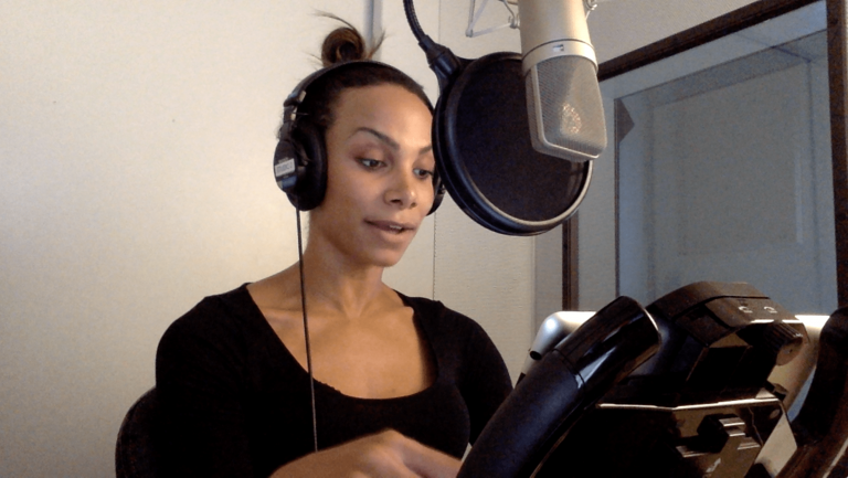 Ione Butler, Voice Over
